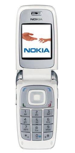 Nokia 6101bianco cellulare