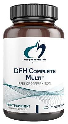 DFH Complete Multi - 180 Capsules