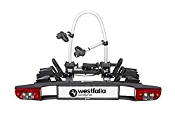 BC 60 bike rack (old version) for 2 bicycles on the tow bar