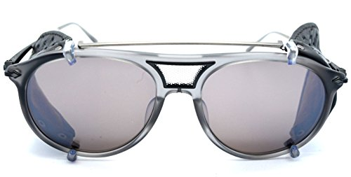 Matsuda M2031 limited edition sunglasses with removable side shields