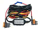 Viofo 3-Wire Hardwire Kit for The A119V3 and A129 Dash Camera with ATO/Standard Fuse Taps