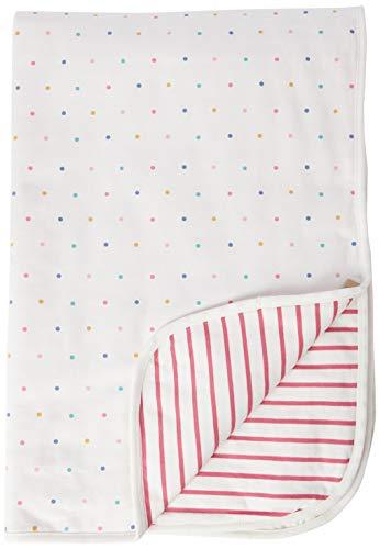 Bellybutton mother nature & me Unisex Baby Decke Unterwäsche-Set, Rosa (Rapture Rose|Rose 2065), One Size (Herstellergröße:00)