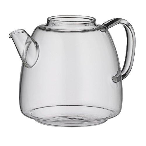 WMF SmarTea Ersatz-Teekanne, für Teeset 1,0l, Glas, für Heiß- und Kaltgetränke, spülmaschinengeeignet