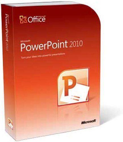 Microsoft PowerPoint 2010 [import allemand]