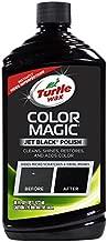Turtle Wax T-374KTR Color Magic Car Polish, Black - 16 oz.