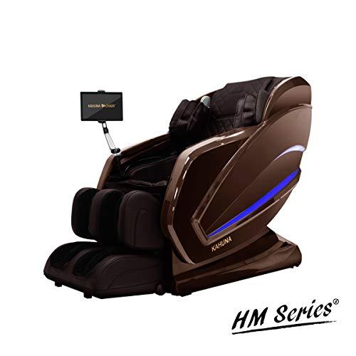 [HM] Exquisite Rhythmic HSL-Track Kahuna Massage Chair, HM-Kappa (Brown)