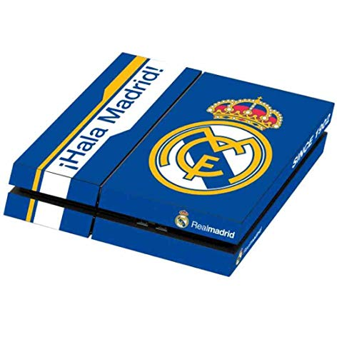 Real Madrid PS4 Console Skin