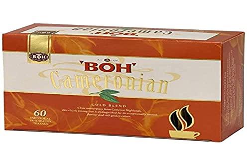 紅茶 ボーティー (マレーシア BOH tea) 2gx 60包 1箱