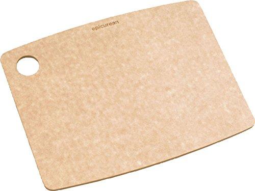 エピキュリアン木製まな板カッティングボードMナチュラル食洗機対応001-120901