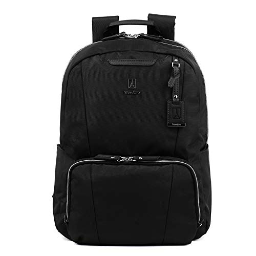 Travelpro Women's Maxlite 5-Laptop Backpack, Black, One Size