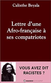 Lettre d'une africaine à ses sœurs occidentales 2842702328 Book Cover