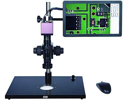 INSIZE Digital Measuring Microscope, Black (ISM-DL301-U)