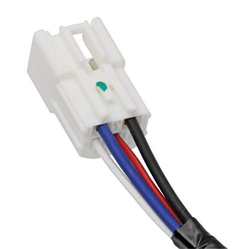 Tekonsha 3040 2-Plug Brake Control Wiring Adapter for Toyota