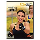 Cathe Friedrich LITE Series (Low Impact Training Extreme) Rev'd Up Rumble Kickboxing Exercise DVD