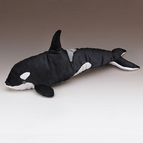Wildlife Artist Killer Orca Whale Plush Stuffed Toy 18' Long