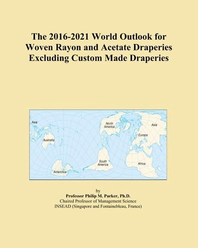 ラベンダースリチンモイ移動するThe 2016-2021 World Outlook for Woven Rayon and Acetate Draperies Excluding Custom Made Draperies