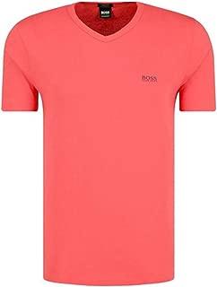V-Neck Golf T-Shirt 2019 Open Red Large