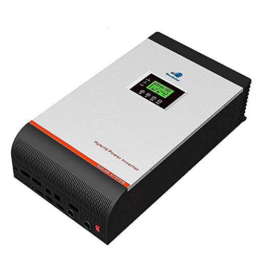 Inversor Multifunción onda pura 5000VA 48V MPPT 80Amp Cargador 60Amp 3 En 1