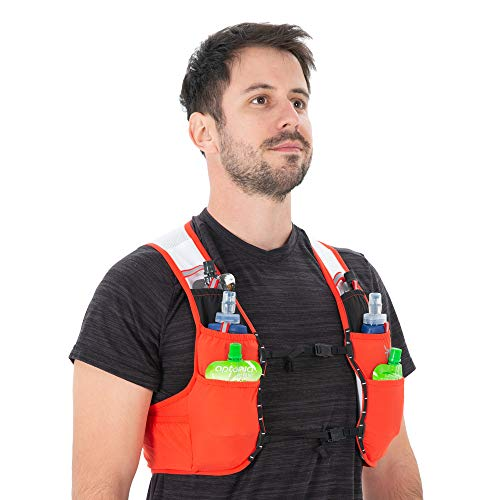 UTOBEST Hydration Running Vest 3L,Ultralight,Unisex