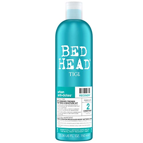 Tigi Bed Head Urban Anti+dotes Recovery Conditioner Damage Level 2, 25.36-Ounce , blue