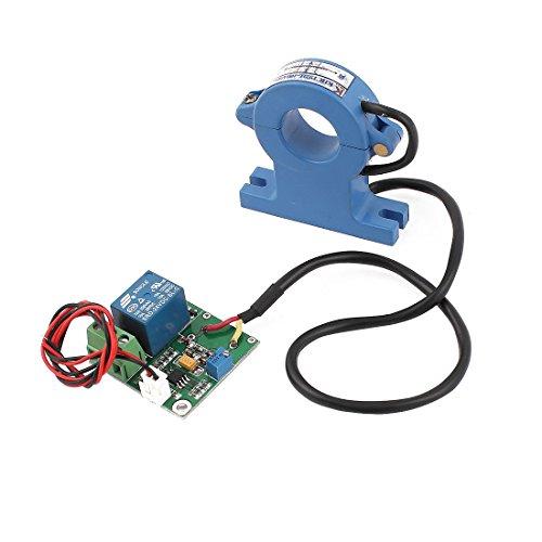 Aexit Strom Fernseher & Heimkino Detektion Sensor Modul 100A AC Überstrom Schutz DC 24V Satellitenschüsseln elektronische Teile