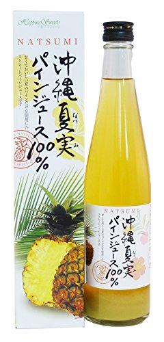 あさひ『沖縄夏実パインジュース』