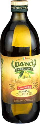 Function Drinks Davinci Oil Olive Pure, 34 oz