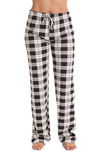 Just Love Women Pajama Pants Sleepwear 6324-BLK-10018-M