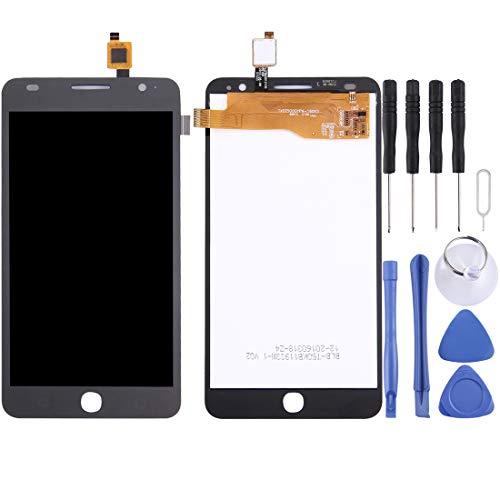 MENGHONGLLI Accesorios de reemplazo de teléfonos celulares Pantalla LCD y Montaje Completo de digitalizador para Alcatel One Touch Pop Star 3G / 5022 Pieza de Repuesto de teléfono