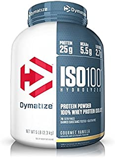 Best dymatize iso 100 10lbs price in dubai Reviews