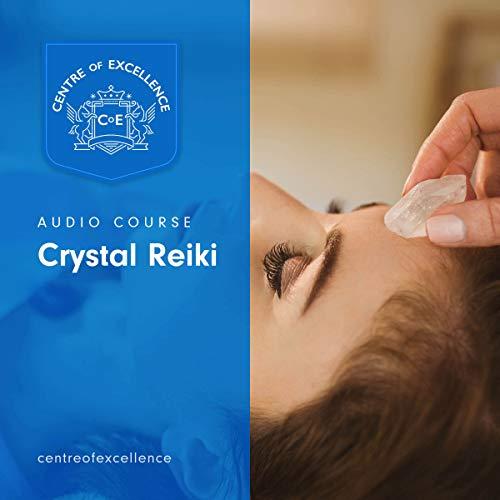 Crystal Reiki audiobook cover art