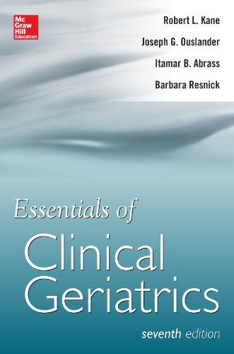 Essentials of Clinical Geriatrics 7/E (LANGE Essentials)
