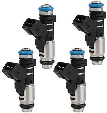 JinQiu 4Pcs Petrol Ranking TOP12 Fuel Baltimore Mall Injector Fit Citroen Berlingo C3 for C2