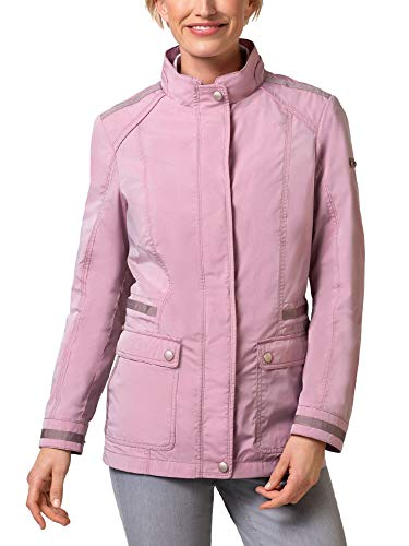Walbusch Damen Cityjacke Shape Memory einfarbig Rosé 21
