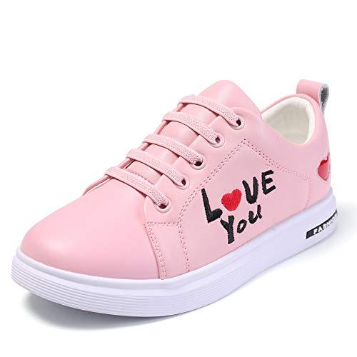 Zapatillas de Deporte de Color Rosa para Las niñas, Harpia Zapatos de Moda única...