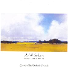 As We So Love: Songs and chants