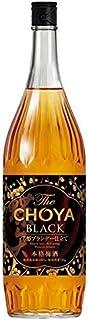 チョーヤ 梅酒 ブラック 1800ml 3本