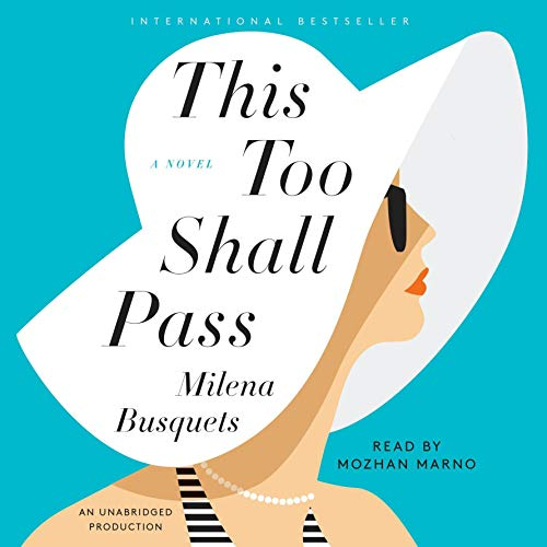 This Too Shall Pass audiobook cover art