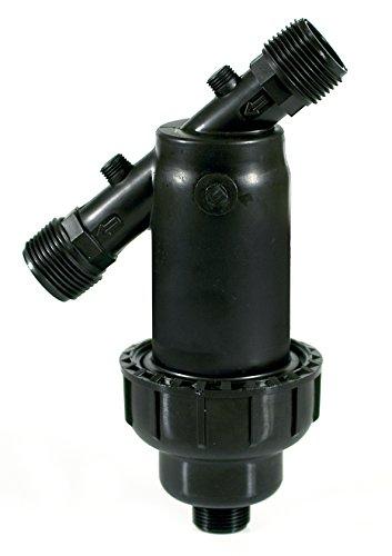 Filtre à maille 120 mm, en ligne raccord 1\