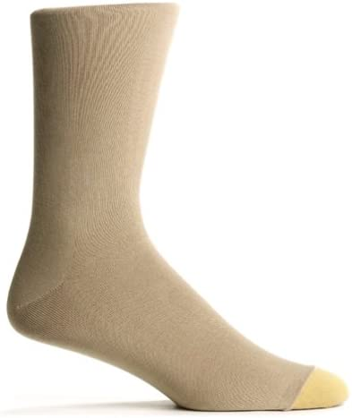 Gold Toe Men's ADC Aquafx Jersey Dress Socks, 1 Pair