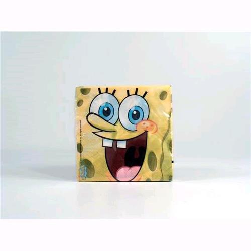 Spongebob-serviettes 2 lg 33 cm