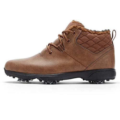 FootJoy WN FJ Boot, Zapatos de Golf para Mujer, Marron