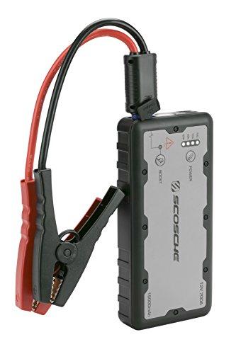 SCOSCHE Car Jump Starter, Battery Booster for Automobiles