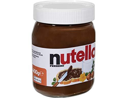 Nutella Hazelnut Chocolate Spread, 400g