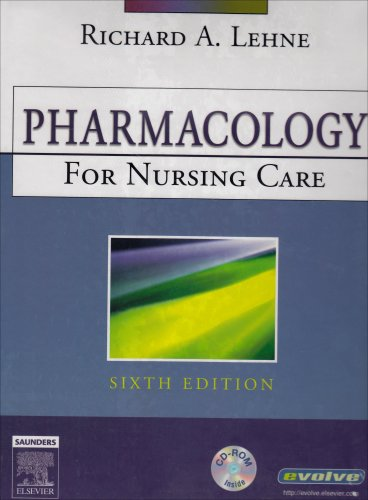 Pharmacology Online (Enhanced Version) for Pharmacology for Nursing Care (User Guide, Access Code and Textbook Package)