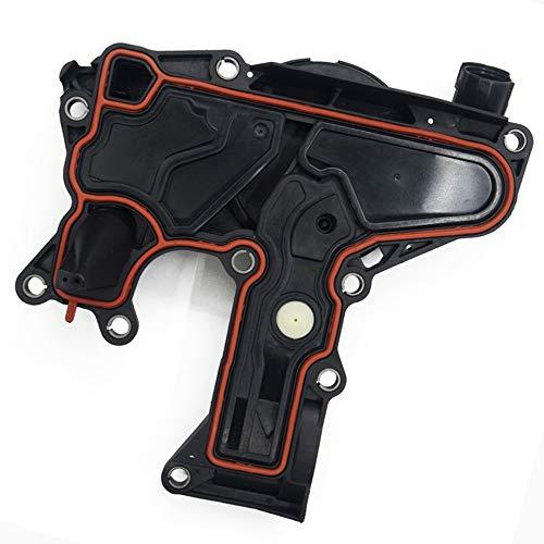 DONGMAO Conjunto de válvula PCV del Separador de Aceite para Audi A3 A4 A5 Q5 TT Seat Leon Toledo Skoda Octavia (RS) Superb 1.8TSI 2.0TSI 06H 103495