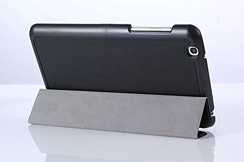 Kepuch Custer Hülle für LG G Pad 8.3 V500 V510,Smart PU-Leder Hüllen Schutzhülle Tasche Hülle Cover für LG G Pad 8.3 V500 V510 - Schwarz