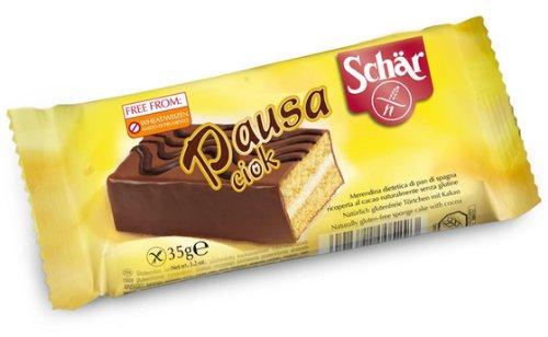 DR. SCHAR merienda dietética pausa ciok paquete 350 gr