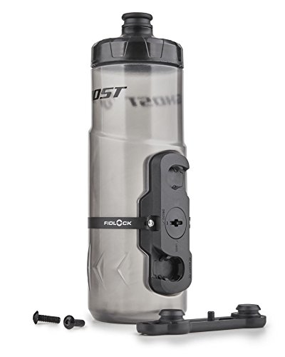 Ghost Fidlock Twist Bottle Trinkflasche magnetisch Set inkl. Halter