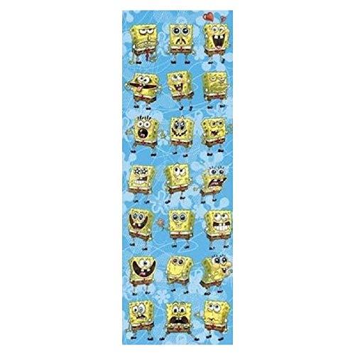GB eye Spongebob Expressions Door Poster 158 x 53